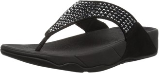 FitFlop Women's Glitzie Toe-Thong Sandal