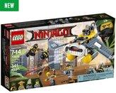 Lego Ninjago Movie Stingray Vehicle - 70609