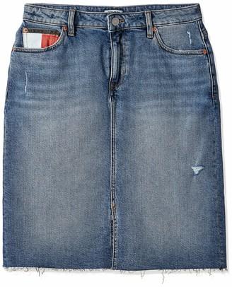 Tommy Jeans Women's Tjw Long Skirt Maia Tjamr Dress