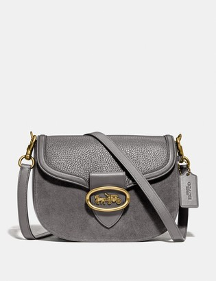 Coach Kat Saddle Bag