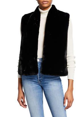 Velvet Chelle Faux-Fur Vest