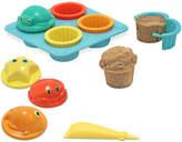 Melissa & Doug Kids Set, Seaside Sidekicks Sand Cupcake Set