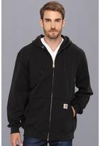 Carhartt Big & Tall Midweight Hooded Zip Front Sweatshirt