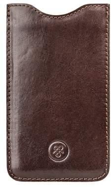Samsung Maxwell Scott Bags Dark Brown Italian Leather Galaxy S3 Sleeve