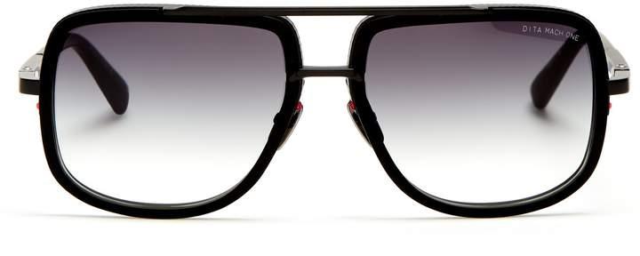 Dita Eyewear Mach-One aviator sunglasses