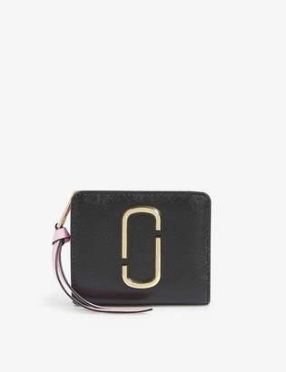 Marc Jacobs Snapshot mini leather compact wallet