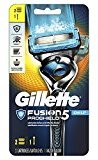 Gillette Fusion5 ProShield Chill Men's Razor with 2 Razor Blade Refills, Mens Fusion Razors / Blades