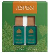 Aspen Men's Fragrance Set 2 Piece