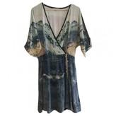 Dagmar Turquoise Dress for Women