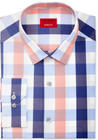 Alfani Men's Slim-Fit Stretch Large Gingham Dress Shirt, Only at Macy's