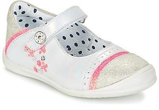 Catimini PIPISTRELLE girls's Shoes (Pumps / Ballerinas) in White