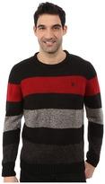 U.S. Polo Assn. Crew Neck Stripe Sweater
