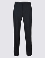 M&S Collection Tailored Fit Trousers