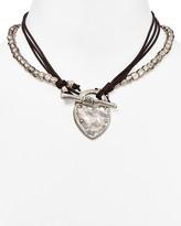 """Uno de 50 The Secret Pendant Necklace, 14"""""""