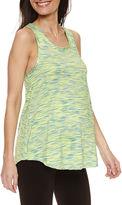 Asstd National Brand Knit Tank Top-Plus Maternity