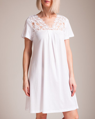 Woolrich Cotton Short Gown