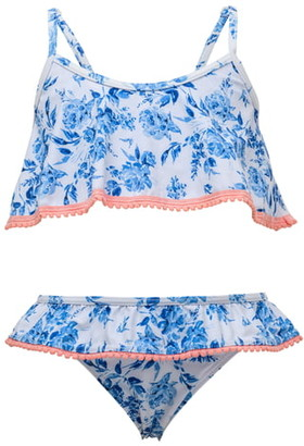 Snapper Rock Flounce Two-Piece Swimsuit