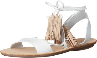 Loeffler Randall Women's Saffron-VACN Flat Sandal