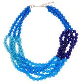 Kenneth Jay Lane Beaded Necklace.