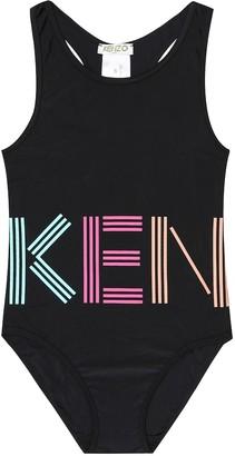 Kenzo Logo swimsuit