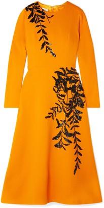 Oscar de la Renta 3/4 length dresses