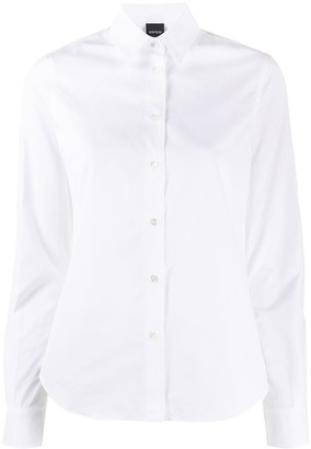 Aspesi Button-Down Fitted Shirt