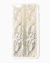 Charming charlie Metallic Rope iPhone 6 Case