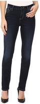 Jag Jeans Portia Straight Platinum Denim in Indio Women's Jeans