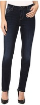 Jag Jeans Portia Straight Platinum Denim in Indio
