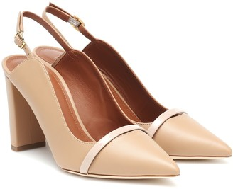 Malone Souliers Madelyn 85 leather mules
