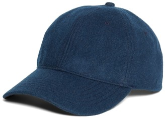 Brooks Brothers Wool Baseball Hat