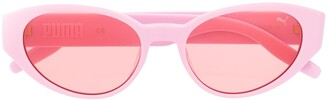 Puma Cat-Eye Frame Sunglasses