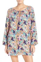 Tommy Bahama Women's Paisley Cover-Up Tunic
