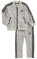 adidas Infant Boy's Nmd Superstar Track Jacket & Pants Set