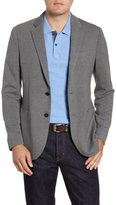 Nordstrom Regular Fit Knit Sport Coat