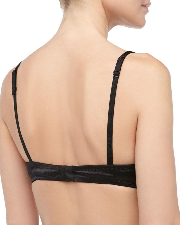 La Perla Basic Silk Push-Up Bra