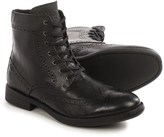 Andrew Marc Baycliff Wingtip Boots - Leather (For Men)