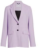 Proenza Schouler White Label Suiting Unconstructed Blazer