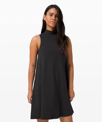 Lululemon All Aligned A-line Dress