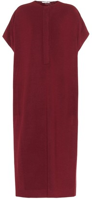 Agnona Wool, silk and cashmere dress