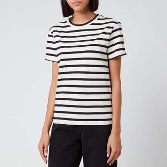 HUGO BOSS Women's Stripe T-Shirt