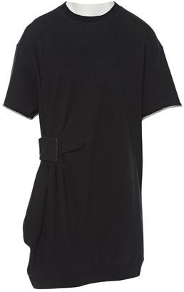 Marc by Marc Jacobs \N Black Cotton Dresses