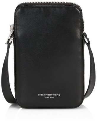 Alexander Wang Scout Leather Crossbody Pouch