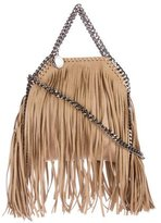 Stella McCartney Falabella Shaggy Deer Mini Fringe Tote