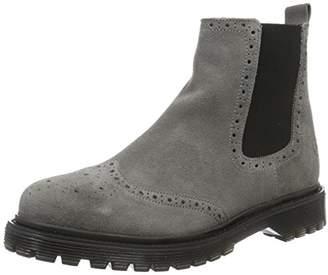 Bronx Women's Brifka-chunkyx Ankle Boots, Grey (08 grey), (40 EU)