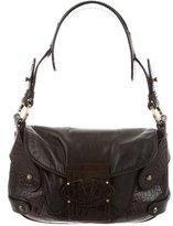 Valentino Embossed Shoulder Bag