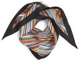 Echo Women's Stripe Silk Scarf