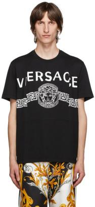Versace Black Medusa T-Shirt