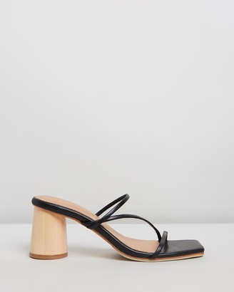 James Smith Amore Mio Strappy Sandal Heels