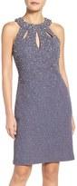 Eliza J Women's Embellished Sheath Dress